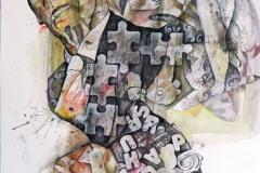 Memorias-Saramago-El-hombre-Duplicado.-Mixta-cartulina.-70x50cm-2020